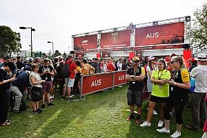 """F1オーストラリアGP、コロナで急きょ中止……""""嵐の朝""""をオーガーナイザー語る"""