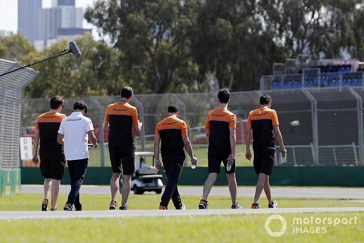 McLaren trekt zich terug voor GP Australië vanwege corona