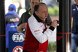 Alfa Romeo: Továbbra is kissé vakon vagyunk…