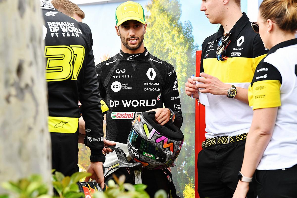 """Ricciardo et Renault : """"Je leur dois beaucoup"""""""