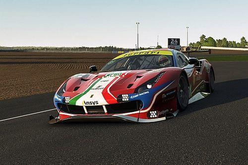 """Virtual 24h, Leo: """"Avvio difficile, Porsche si è nascosta"""""""