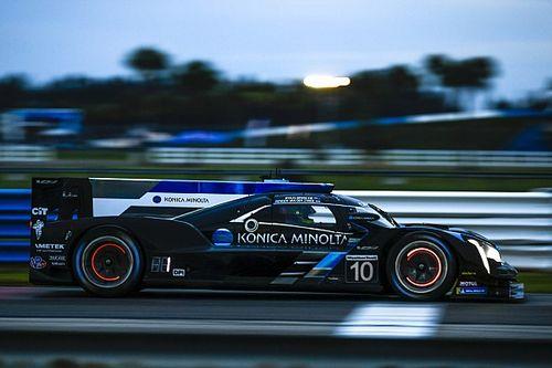 IMSA Sebring: WTR's van der Zande leads opening practice