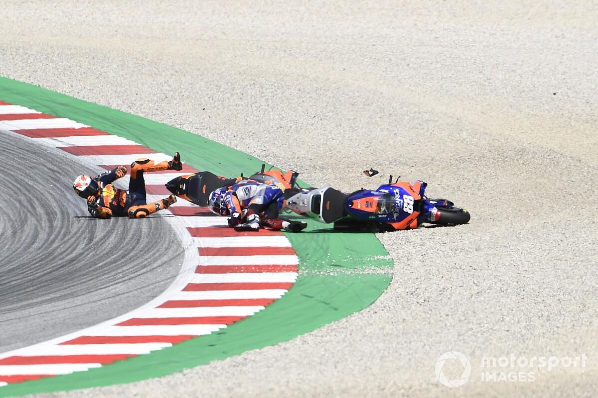 KTM: occasione sprecata tra ripartenza e scontro fratricida
