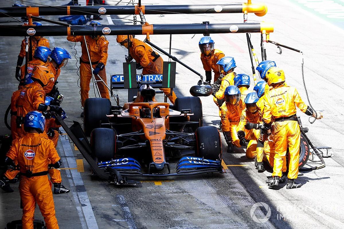 Białoruski sponsor McLarena