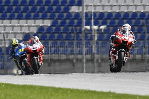 "Miller: Dovizioso's win shows ""he's a champion at heart"""