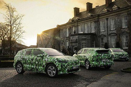 Le premier SUV électrique de Škoda se dévoile