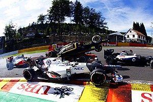 Las historias detrás de las increíbles imágenes de F1, Parte 1