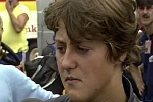 VÍDEO: Em Heroes, veja detalhe curioso na trajetória de Schumacher nos tempos de kart
