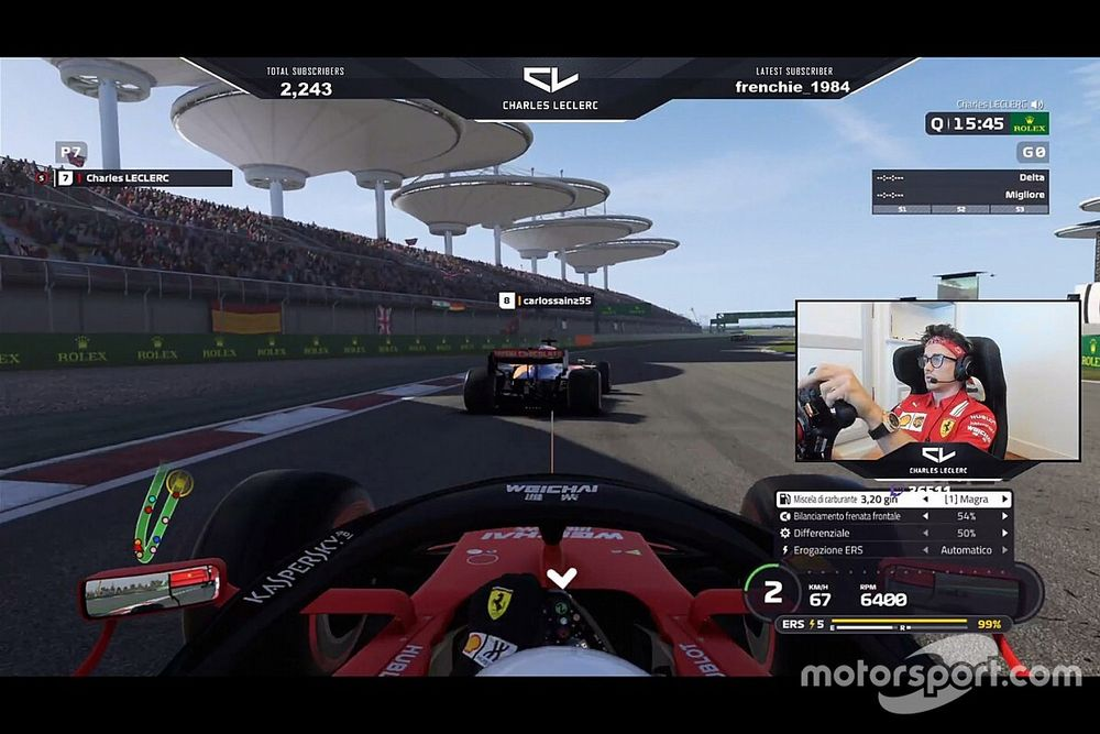 Could Twitch replace TV as the way to watch F1?