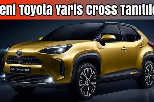 Yeni Toyota Yaris Cross Tanıtıldı! | İlk Bakış