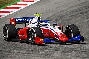 Шварцман стал вторым в квалификации Формулы 2. Это его лучший результат за время участия в серии