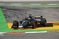 DAMS driver Gelael hospitalised after Barcelona F2 race incident