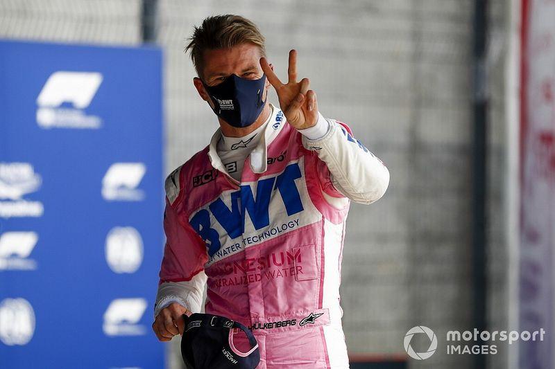 Brawn revela que Hulkenberg era a segunda opção da Mercedes se Hamilton recusasse oferta para 2013