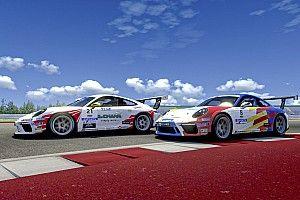 Da stasera la Porsche Esports Carrera Cup Italia sui canali Sky
