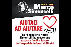 Fondazione Simoncelli raccoglie fondi per l'ospedale di Rimini