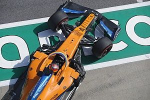 「レーシングポイントは強い」サインツJr.、ライバルの速さに厳しい争い予想