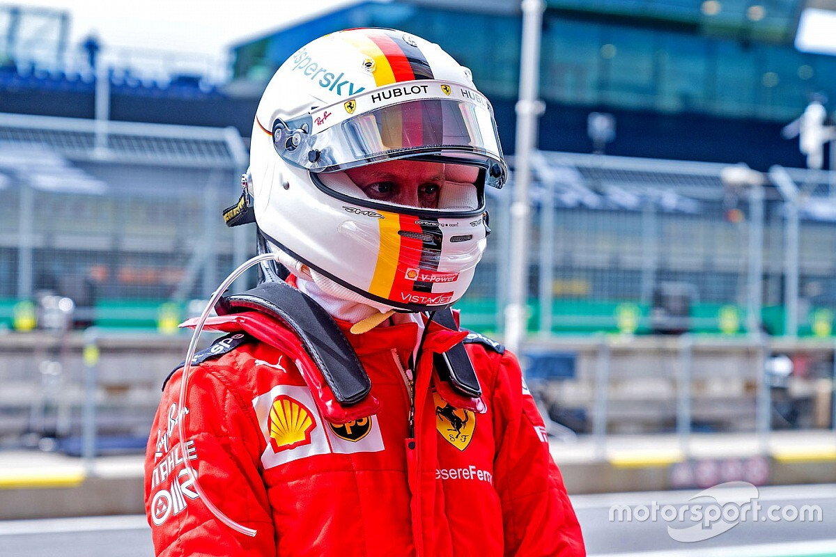 Vettel challenges Ferrari claims over contract decision