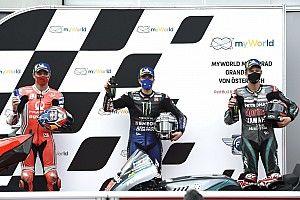 """Viñales: """"Mi moto tiene la misma potencia que en Jerez, no la han bajado"""""""