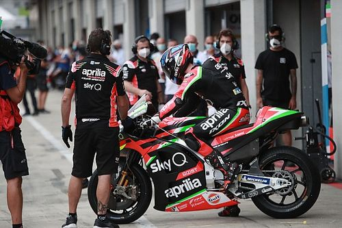 Volledige uitslag eerste vrije training MotoGP GP van Frankrijk