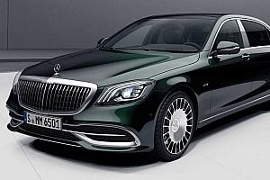Új, különleges Maybach S450 4MATIC kiadással kedveskedik kínai ügyfeleinek a Mercedes
