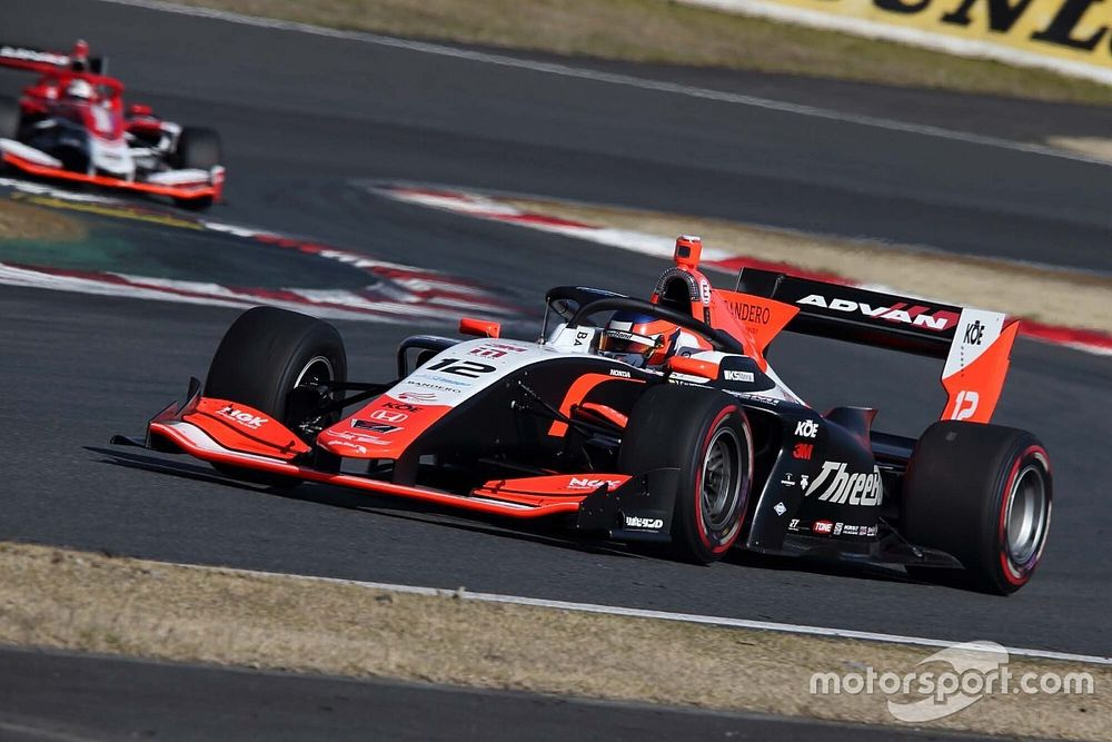 Who could stand in for Super Formula's 'Motegi seven'?