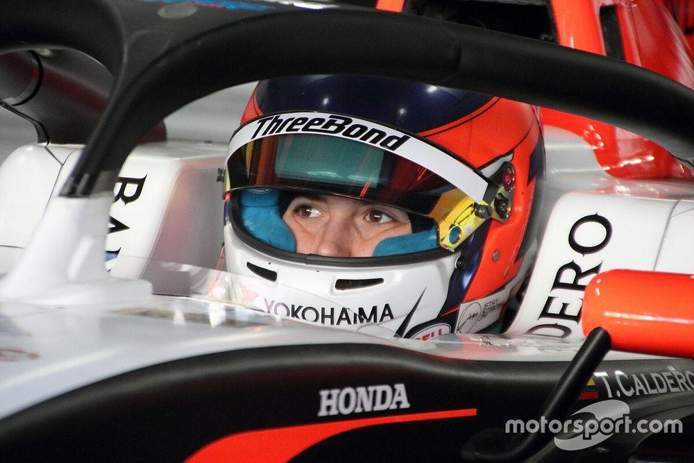 Calderon to race at Motegi; Vips, Sette Camara still in doubt