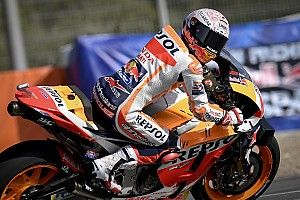 Honda won't replace Marquez for second Jerez race