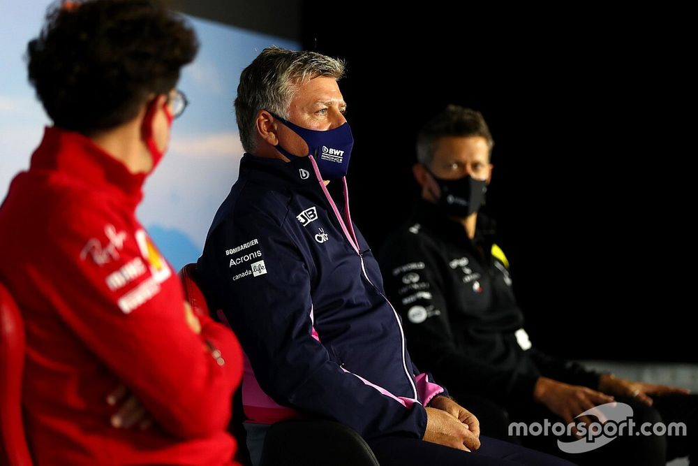 FIA expects Renault to protest Racing Point again after Hungary