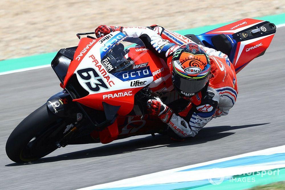 Баньяя возмущен проведением гонки MotoGP после смерти Дюпаскье