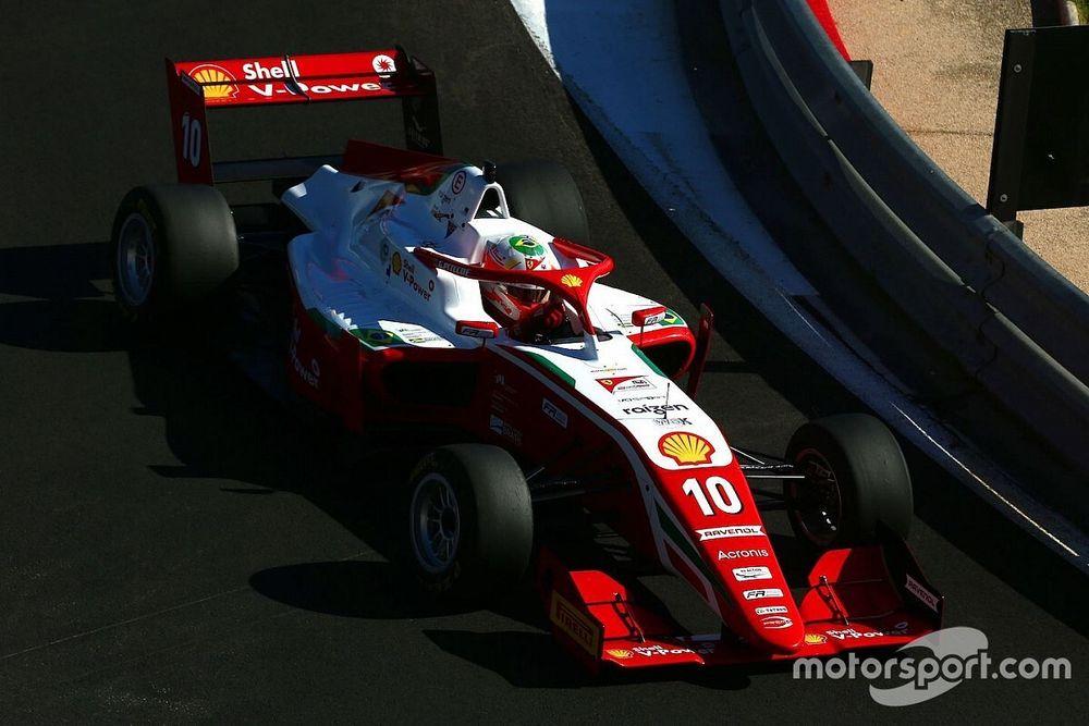 Formula Regional, Paul Ricard: Leclerc e Petecof in pole