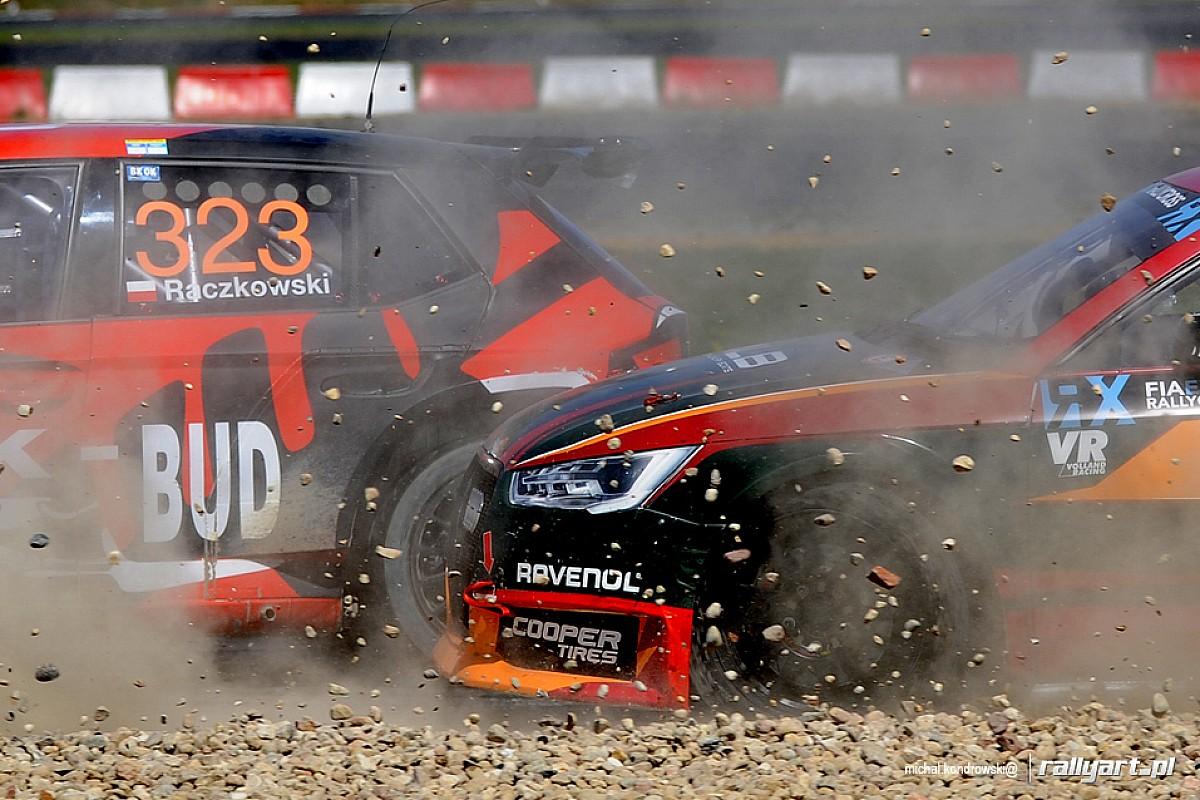 Galeria: I runda Mistrzostw Polski Rallycross 2020