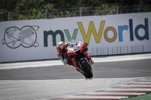 Miller topt eerste training van Grand Prix van Stiermarken