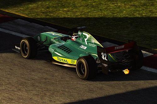 Aston Martin pokonał Mercedesa