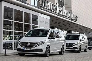 Húszmillió forint felett indul az elektromos Mercedes-Benz EQV értékesítése