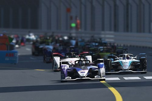 Com Massa e di Grassi, Fórmula E realiza terceira etapa de torneio virtual nas ruas do principado de Mônaco