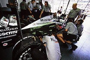 Усатый босс и сверхлегкие моторы. Как McLaren и Mercedes целых 20 лет вместе побеждали и проигрывали в Формуле 1
