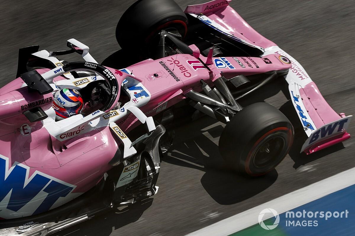 Источник: FIA не накажет Racing Point за копирование