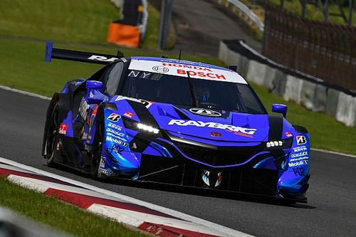 「インターバルの間に問題点を洗い出せた」100号車NSX-GTの山本尚貴、富士テストで手応え掴む