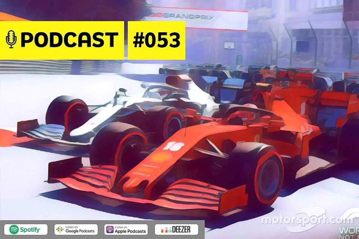 Podcast #053 – As notas atribuídas aos pilotos no game F1 2020 são malucas?