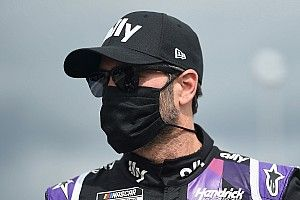 Johnson na testach IndyCar