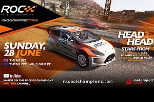 Veja como foi a primeira edição da Corrida dos Campeões Virtual, com Grosjean, Vandoorne, Da Costa e mais