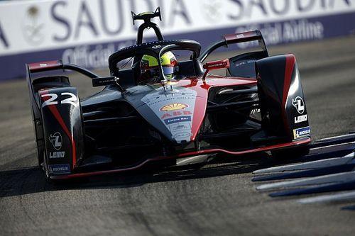 Rowland en pole position, les Champions en fond de grille