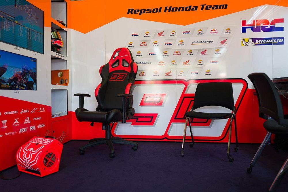 Honda: Marc Marquez salterà anche il GP di Stiria
