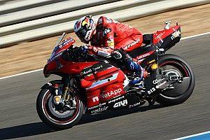 """Dovizioso """"daha hızlı"""" Pramac sürücülerini kopyalamak istemiyor"""
