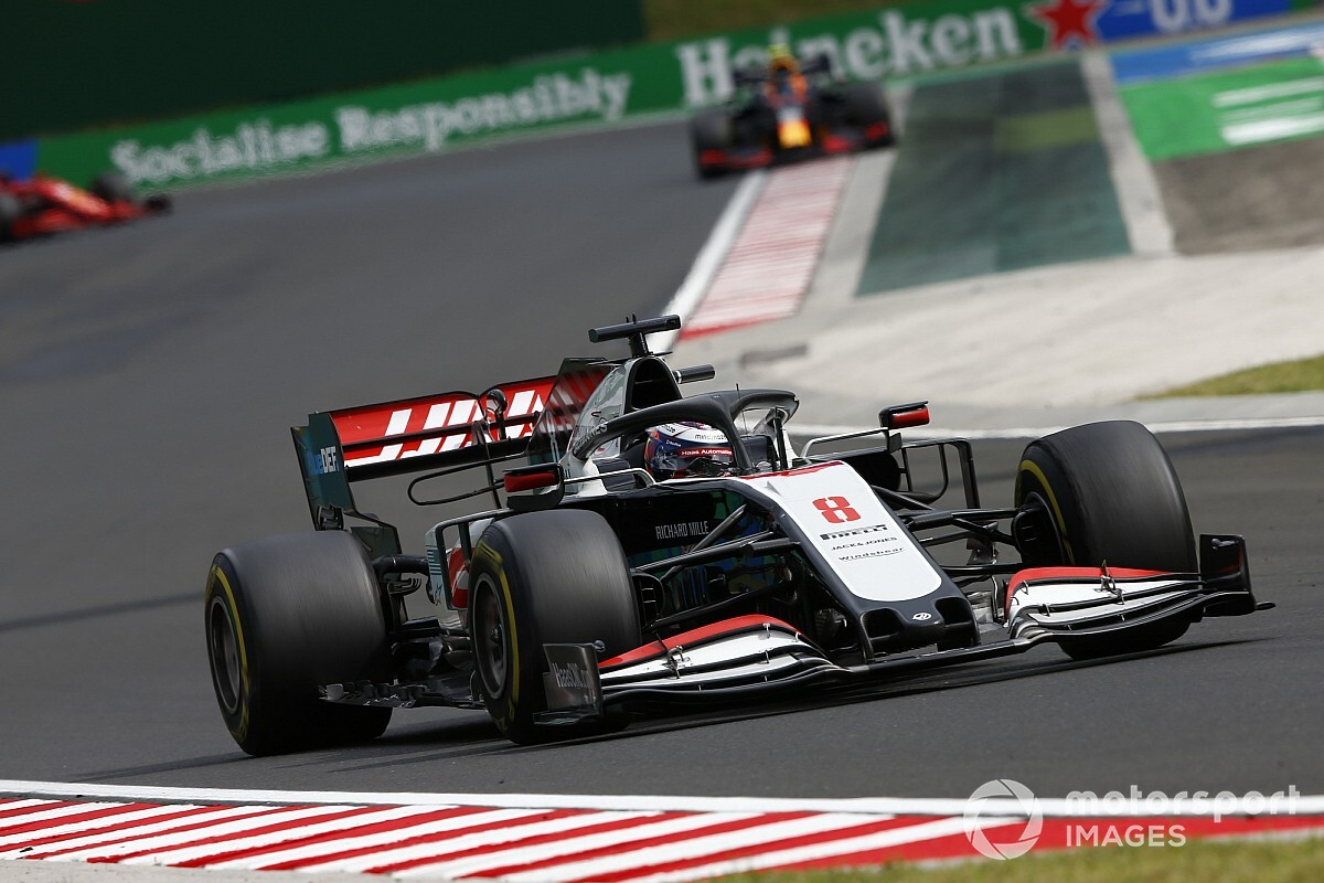 Grosjean nie wróci do Formuły 1