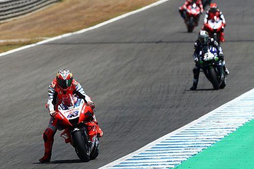 Miller juge qu'une main engourdie lui a coûté le podium à Jerez