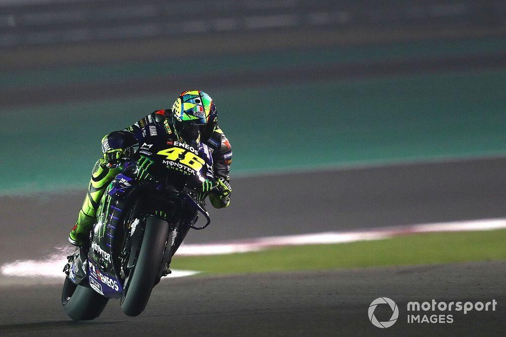 Rossi retrouve des problèmes de l'an dernier et s'en inquiète