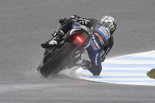 Пятница в MotoGP: Маркес врезался в Лоренсо, Куартараро вне игры, Виньялес первый