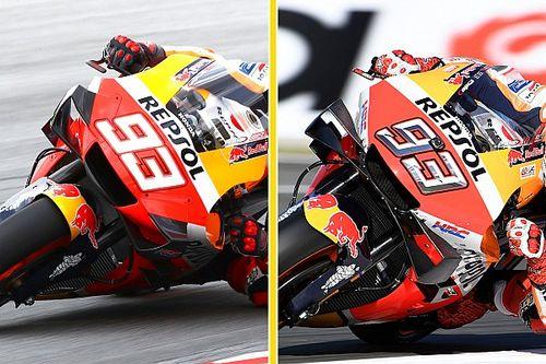 Comparativa: así ha evolucionado la aerodinámica este invierno en MotoGP