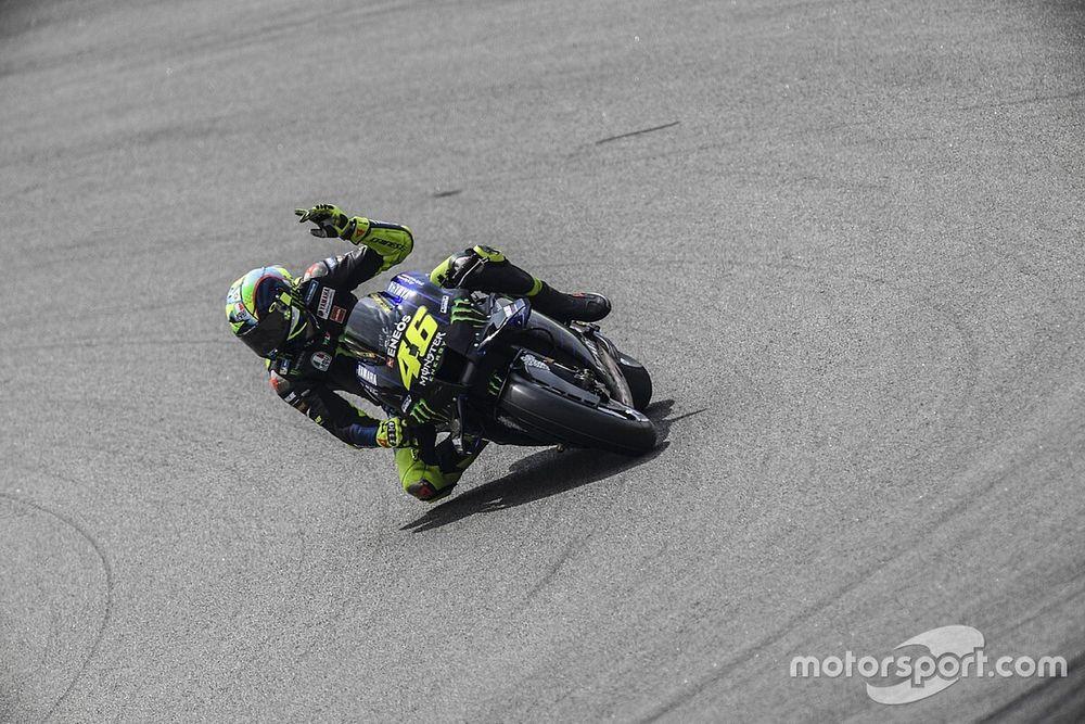 """Rossi: """"Espero correr el año que viene; no sería justo retirarme así"""""""